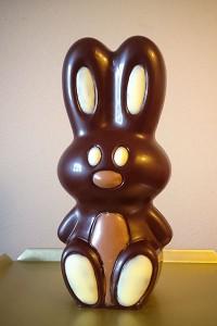lapins paques chocolat