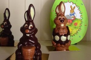 lapins paques chocolat brabant wallon