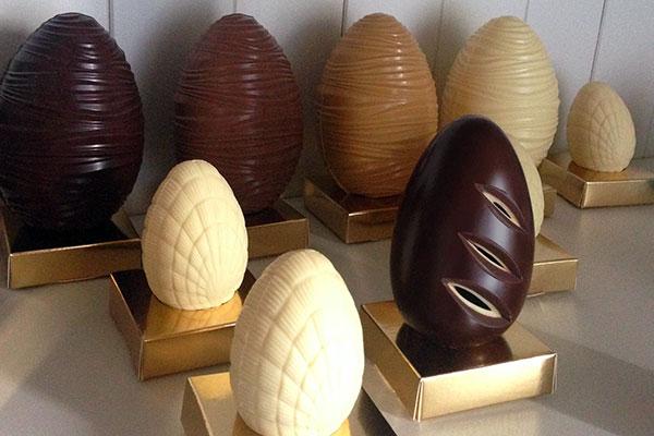 sujets de pâques chocolat brabant wallon