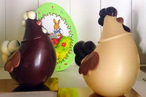 poules chocolat paques chastre