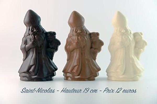 saint nicolas figurines